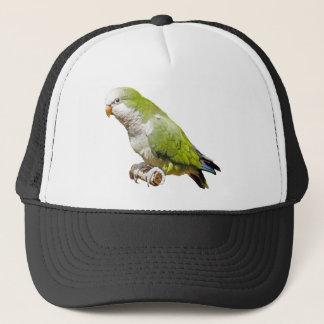 Monk Parakeet Trucker Hat