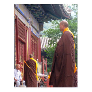 Monk Post Cards