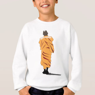 Monk Walking Sweatshirt