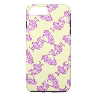 Monkey ballet iPhone 8 plus/7 plus case