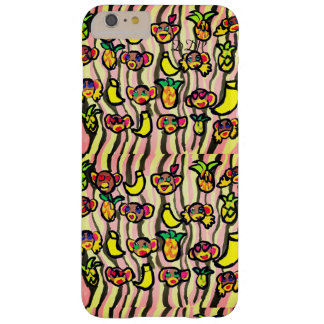 monkey banana pineapple barely there iPhone 6 plus case