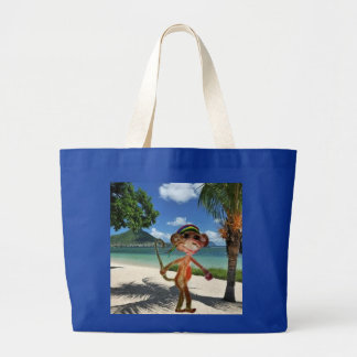 Monkey Beach Handbag Bags
