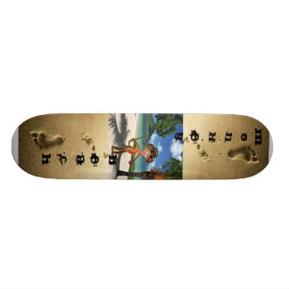 Monkey Beach Skateboard