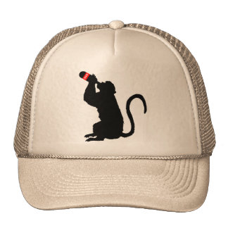 Monkey Booze Hat