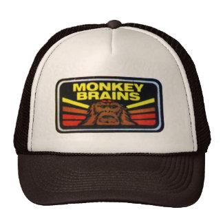 Monkey Brains hat