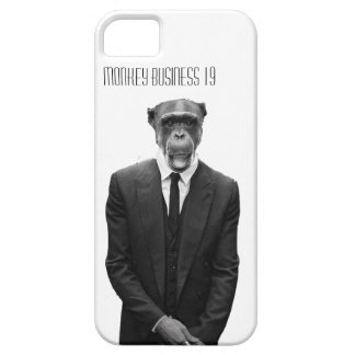 Monkey Business 19 cover Barely There iPhone 5 Case