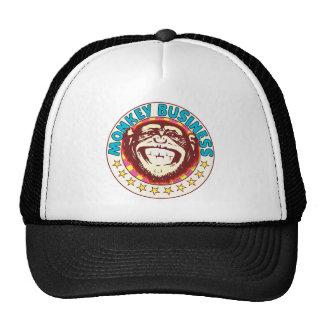 Monkey Business Cap