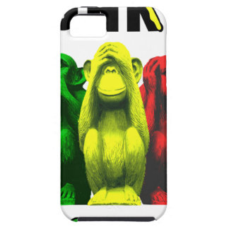 Monkey business case for the iPhone 5