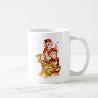 """Monkey Business"" Coffee Mug"