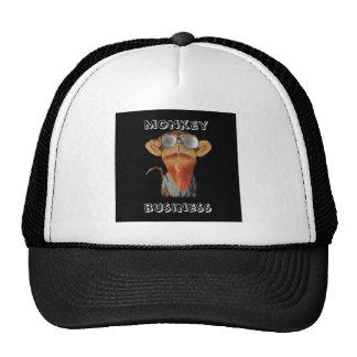 monkey business hat