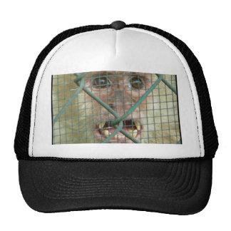 Monkey Business Mesh Hat