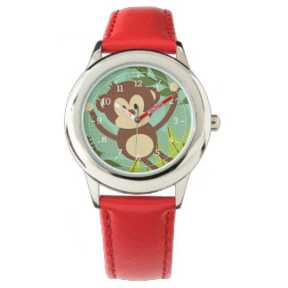 Monkey Business Kids Watch