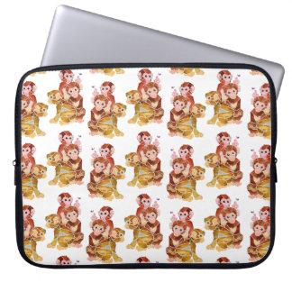 """Monkey Business"" Laptop Sleeve"