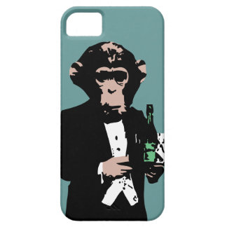 Monkey Butler Barely There iPhone 5 Case