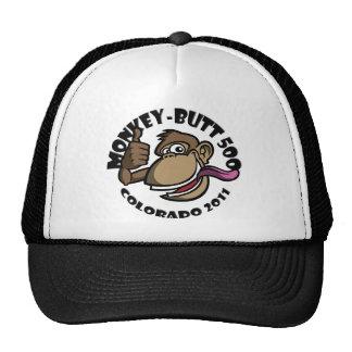 Monkey-Butt 2011 Hat - Black