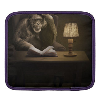 Monkey Chimpanzee Ape iPad Sleeve