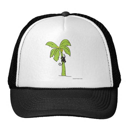 Monkey Climbing a Tree Trucker Hat