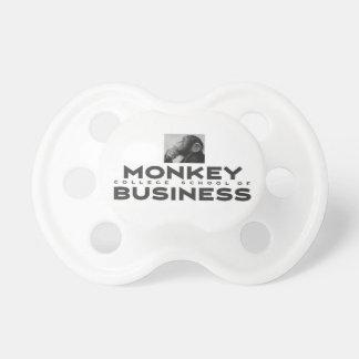 Monkey College School of Business Binky Dummy