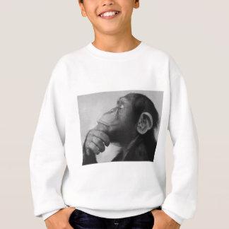 monkey college sweatshirt
