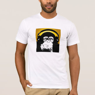 Monkey Dj 2 T-Shirt