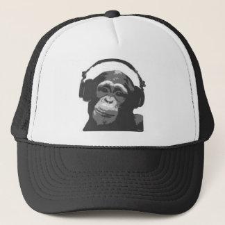 Monkey Dj Hat