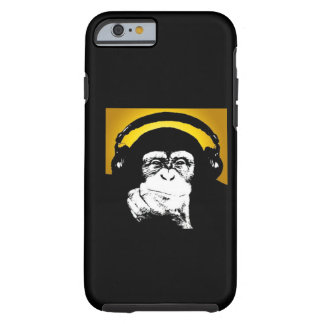 Monkey DJ iPhone 6 case