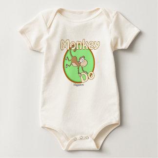 Monkey Do Twin Theme Infant & Toddler Shirt