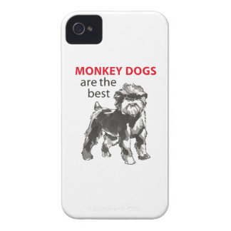 MONKEY DOGS iPhone 4 CASES