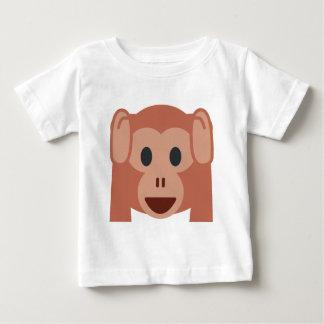 Monkey emoji baby T-Shirt