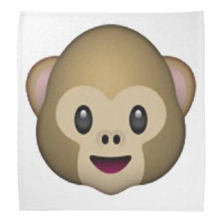 Monkey - Emoji Bandana