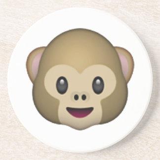 Monkey - Emoji Drink Coaster