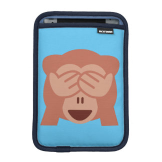 Monkey Emoji iPad Mini Sleeve