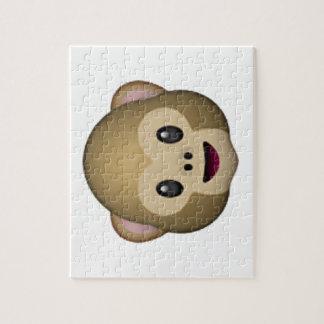 Monkey - Emoji Jigsaw Puzzle