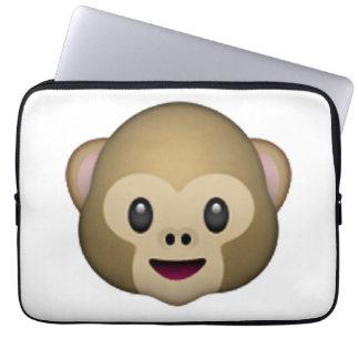 Monkey - Emoji Laptop Sleeve