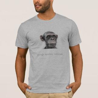 monkey, enough monkey buisness T-Shirt