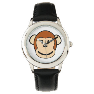 Monkey Face Watch