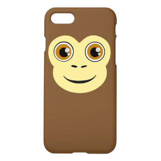 Monkey Faced iPhone 7 Case