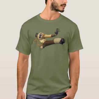 Monkey Fight Pose T-Shirt