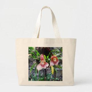 MONKEY Flower: Nature Miracles Wonders Tote Bags