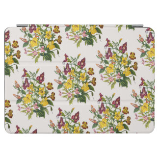 Monkey-flowers iPad Air Cover