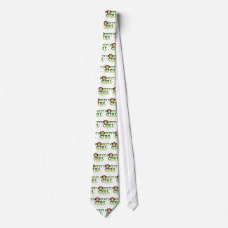 Monkey Girl Tie