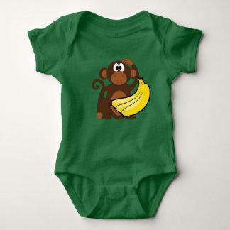 Monkey GIRLS bodysuit