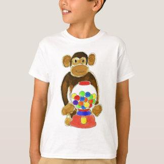 Monkey Gumball Machine T-Shirt