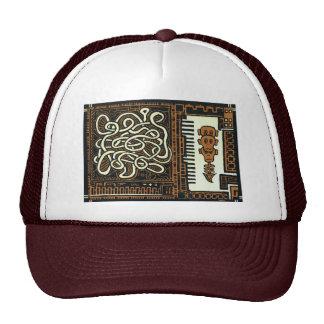 monkey heads trucker hat