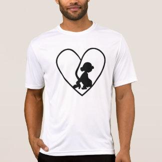 Monkey@Heart logo T-Shirt