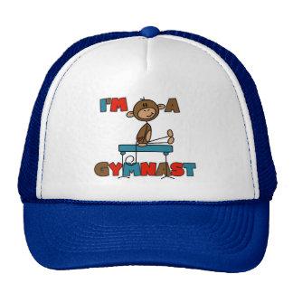 Monkey I m a Gymnast Trucker Hat