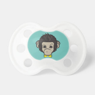 monkey identica baby pacifiers