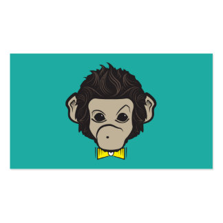 monkey identica business cards