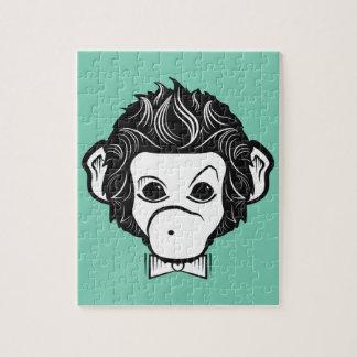 monkey identica jigsaw puzzles