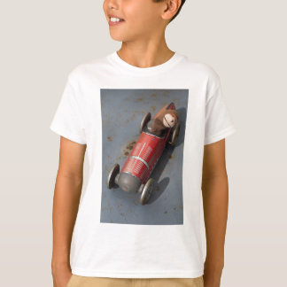 Monkey in a toy car T-Shirt